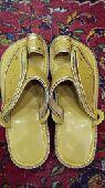 جدة - احذية شرقية  جلد