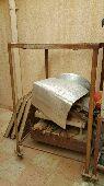 كرسي مكيف صحراوي