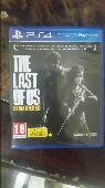 للبدل the last of us ps4