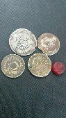 العملات العثمانيه النادره