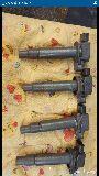 للبيع 4 كويلات يارس2012 مستعملة