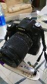 كاميرا احترافيه جباره نيكون D90 الشوقيه البيك