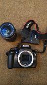 للبيع كاميرا كانون احترافيه canon d1100