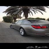 BMW 2013 li740 . بي ام دبليو