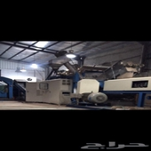 مصنع بلاستك كامل للبيع صناعة تيواني