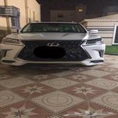 للبيع سيارة لكزس موديل 2019