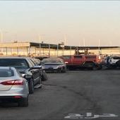 معرض القحطاني لشراء وبيع السيارات المصدومة