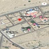 أرضين رأس بلوكه على مدخل رهجان للبيع مساحتها 1600