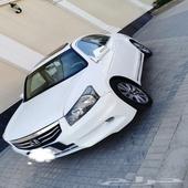 السيارة   هوندا - اكورد فل كامل
