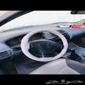 لهواة التمير لوحة سياره مميزه س ك ر  مع السياره مازدا 1999