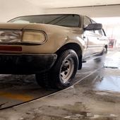 جيب تايوتا 94 السياره علي الشرط ونظيفه