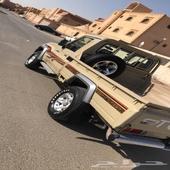 جيب شاص 2012 سعودي ماشيء 300