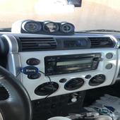 الرياض - السيارة  تويوتا - اف