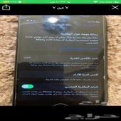 ايفون 7 عادي ولا مره دخل محل جوالات مدت الاستغدام 2 سنتين