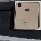 ايفون 256GB X MAX قولد نظظيف جدا