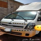 كيا دينا نقل صندوق عازل كبير K4000