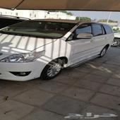 تويوتا  انوفا للبيع 2012