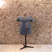 فستان جنز قصير