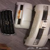 قطع وكاله مستعمله لاندكروزر 2011 اللون لؤلؤي