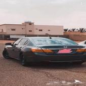 هوندا أكورد 2014 ستاندر الممشى 300 وعليه اللون رصاصي