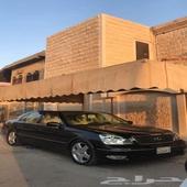لكزس 430 موديل 2003 فل الترا لوحات البحرين