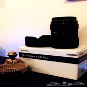 Sigma 18-35mm f1.8 Review