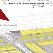 ارض مساحة 427 واجهتين داخل الحد شوران (ر)