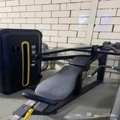 اجهزة رياضية تجهيز اندية معدات رياضية اثقال اوزان دنابل بار