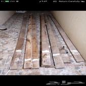 خشب بناء