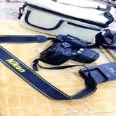 للبيع كاميرا نيكون D5300