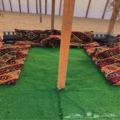 مخيم الليث (الابيض )الاجار اليوم ولاسبوع وشهر