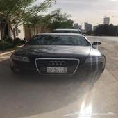 الرياض - السيارة  اودي - A6