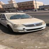 للبيع تشليح السياره رينو ميقان 2012 رجاء لا يجي الا الصامل