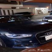 Audi A6 2012 نص فل