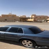 فورد فكتوريا سعودي 2010