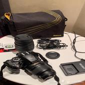 كاميرا نيكون D5100
