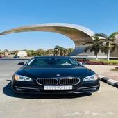 بي أم دبليو BMW 730 2013