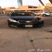 سياره ماليبوه 2014 نظيف اسود للبيع الرياض