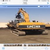 بوكلين JCB مديل 2012 ماشي 3300 ساعه استخدام شخصي