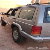 للبيع شروكي كلاسيك سعودي مديل 2000 محركات بدي شرط
