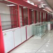 ديكور محل كامل للبيع