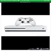أبغى اكس بوكس ون اس Xbox one s مستعمل ب 500 ريال