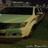 هايلكس دبل سعودي 2012