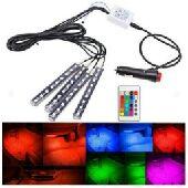 لمبات (LED)  للسيارة
