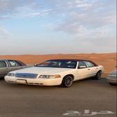 فورد فكتوريا 2003 سعودي