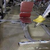 اجهزة رياضية تجهيز اندية رياضية اثقال اوزان سميث كيبل كروس