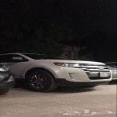 جدة - السيارة  فورد - ايدج
