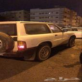 جده - السيارة  نيسان -