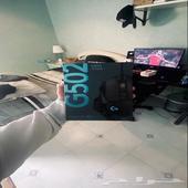 ماوس Logitech G502 Hero جديدة ب250