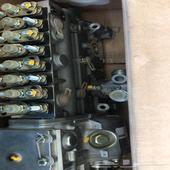 طرمبة ديزل ماكينة دويتز 8 سلندر